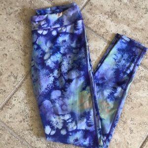 C9 Tie Dye Workout Leggings